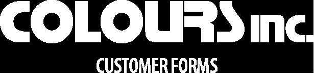 Customer-Forms