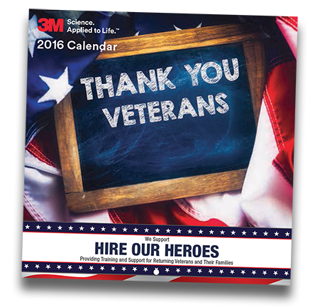 """3M's """" Hire our Heroes Program"""""""