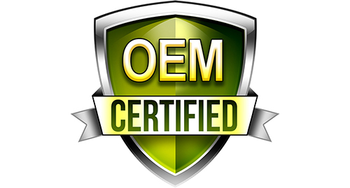 OEM Body Shop Certification