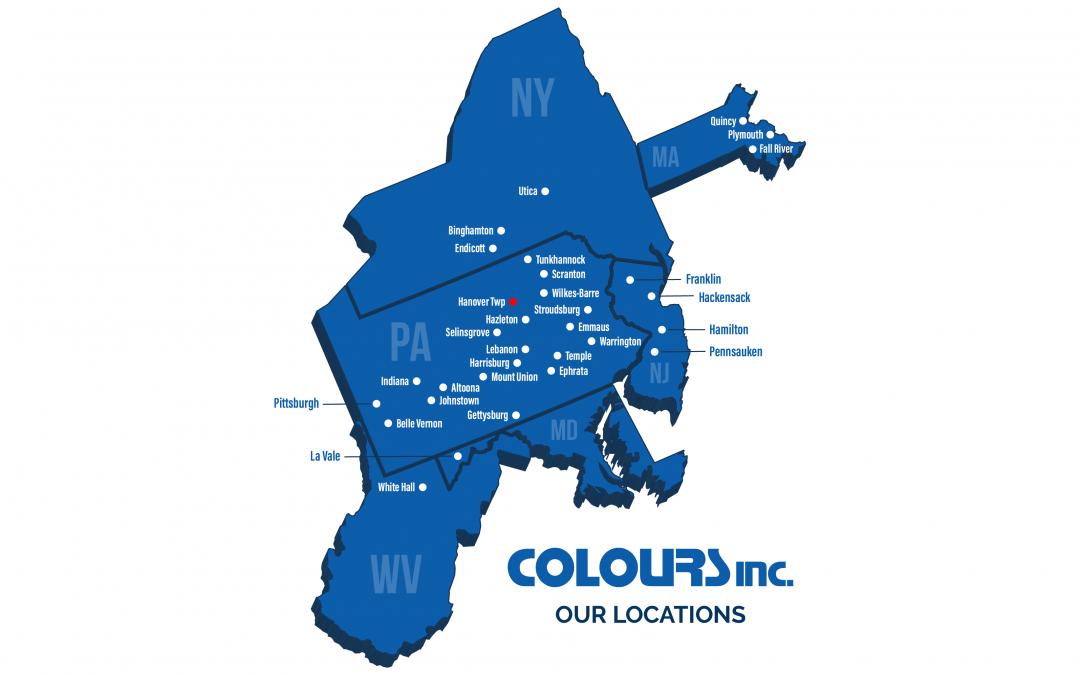 Colours Inc. expands into Massachusetts